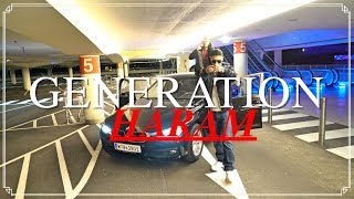Perserka - Generation Haram ft. Mo86 (prod. by Azid Music & 30Hertz Musik) [Official 4K Video]