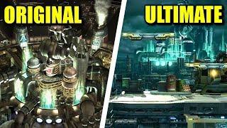 Super Smash Bros. Ultimate - Origin of All Wii U Stages