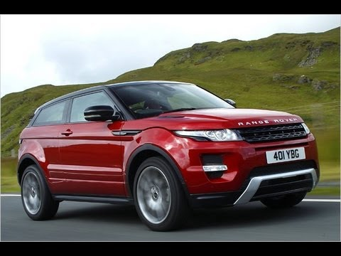 evo Diaries- Range Rover Evoque- video review