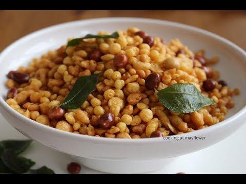 Kara Boondi in Malayalam l Kara Boondi l Boondi Recipe l Khara Boondi