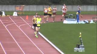Deutsche Jugend Meisterschaften Mönchengladbach - 3000m U 18 - Finale
