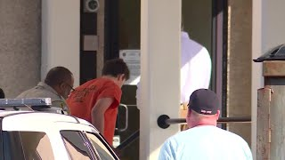 Munford teen charged in triple murder of his family makes court appearance