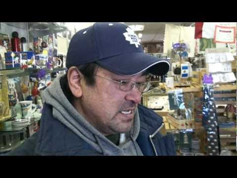 Ron Felix - Inuit Artist from Tuktoyaktuk NWT Canada