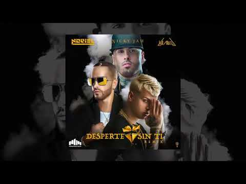 Desperte Sin Ti (Final Remix) - Noriel Ft Bad Bunny, Yandel, Nicky Jam | Trap Capos 2017