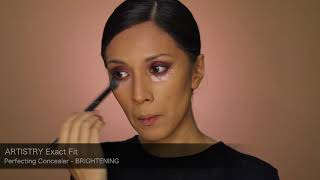 ARTISTRY All-Out Glam Collection Tutorial
