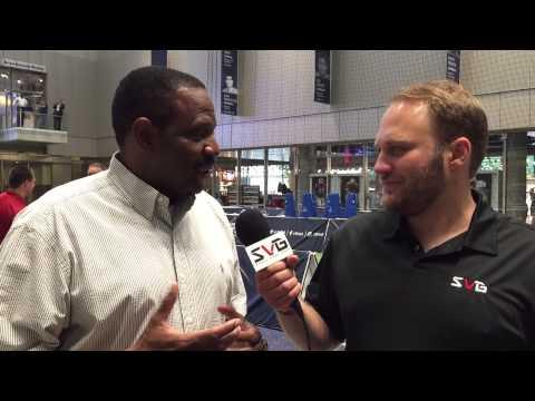 SVG College Sports Summit: Mississippi State's Bennie Ashford on SEC Network