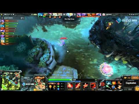 Team Tinker vs XPC.int - Eizo Cup - @DotaCapitalist