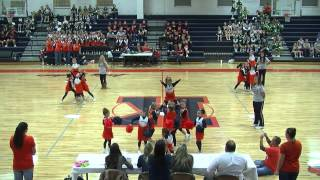 TVAA Cheer Competition 2012 Demo