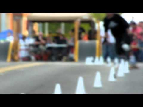Class A Hybrid and Tight Slalom Kentucky Cone Fest 2010