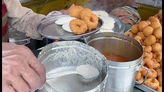 Breakfast On Wheels | Best South Indian Breakfast | Idli Vada Sambar | Masala Dosa