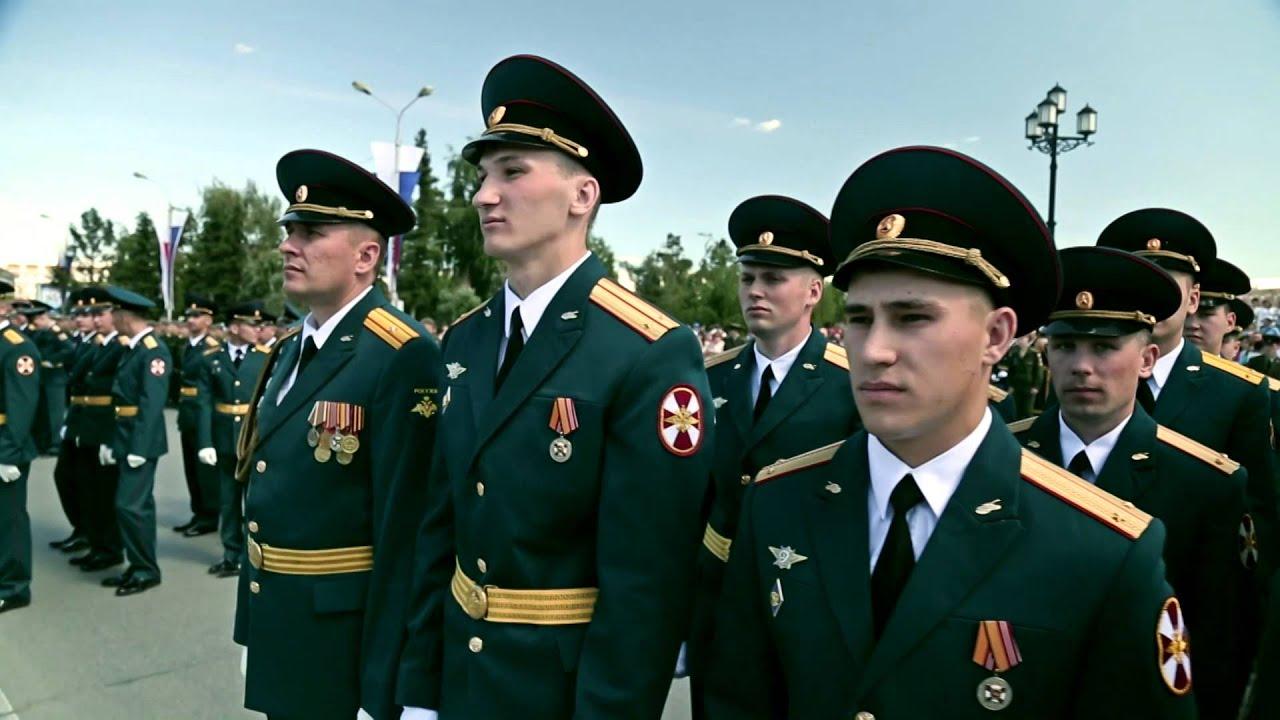 В этом году институт выпустил 106 курсантов, из них 68 представителей иностранных