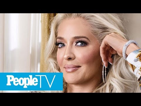 RHOBH's Erika Girardi Opens Up About Her Painful Past   PeopleTV
