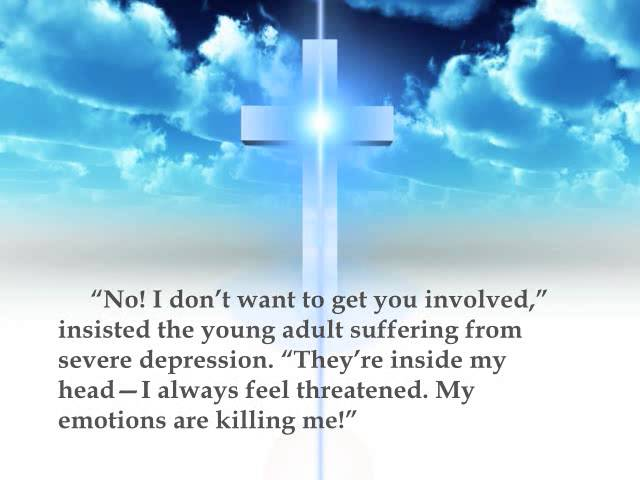 Part 12 of 15 - Christian Story Suicide Salvation Inspirational ( 9 minutes )