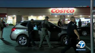 Corona Costco shooting: Suspect in custody after shooting leaves 1 dead, 2 wounded I ABC7