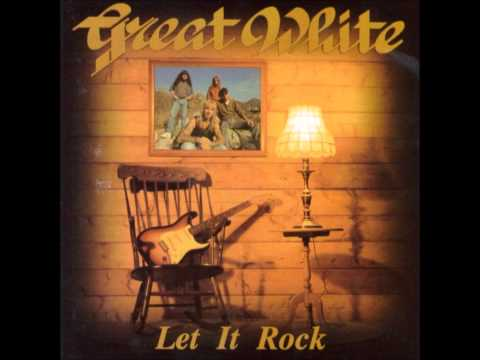 Great White - Where Is The Love