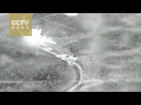 US-led strikes said to have killed 250 ISIL fighters in Iraq