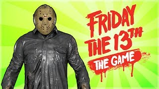 Friday The 13th - FUNNY MOMENTS - Operation Mask Off