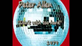 Watch Peter Allen Don
