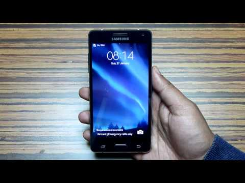 Samsung GALAXY A5 Unboxing & Hands on Review   1st Metal Phone!