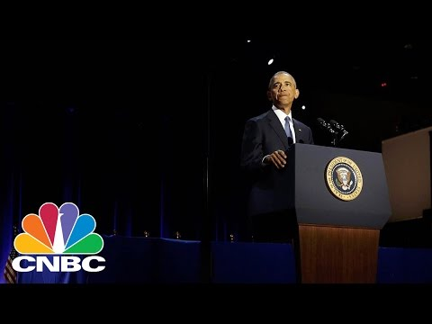 President Barack Obama's Farewell Address (Full Speech) | CNBC