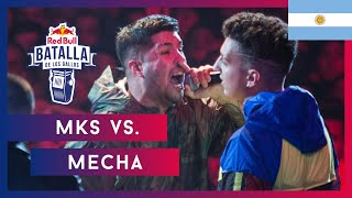 MKS vs MECHA - Octavos | Final Nacional Argentina 2019