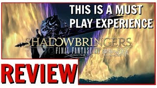 Final Fantasy XIV Shadowbringers Expansion Review