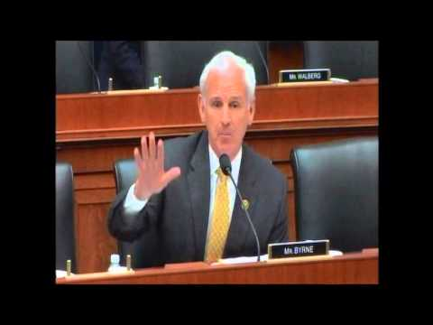 Byrne Slams Obama Administration for Breaking the Law