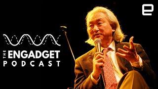 Physicist Michio Kaku on The God Equation | Engadget Podcast Live