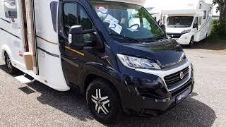 CamperTobi - EURA Mobil Terrestra 680 EB - 2018 - Black Shadow Edition & Preview Ultraradeln