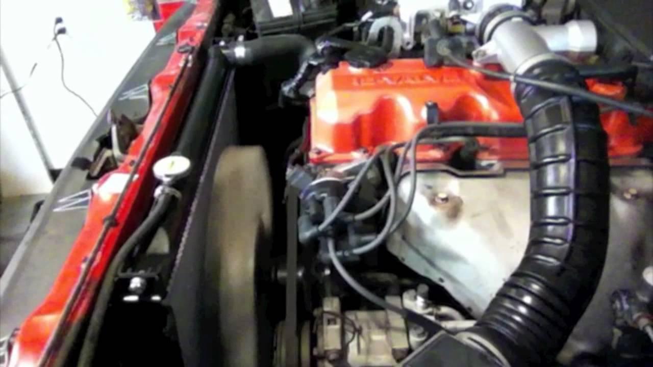 Mazda B2600i 4x4 JDM Engine Swap - YouTube