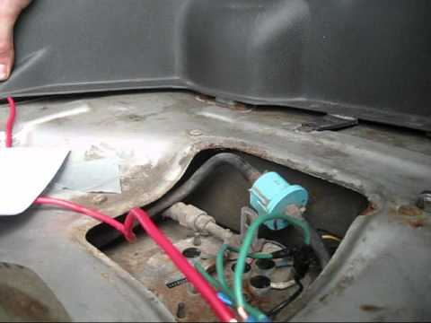 how to replace a 1990 s corvette fuel filter and fuel pump 89 impala fuel filter location