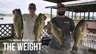 BIG BAG 1st PLACE FINISH -- The Weight ep. 7