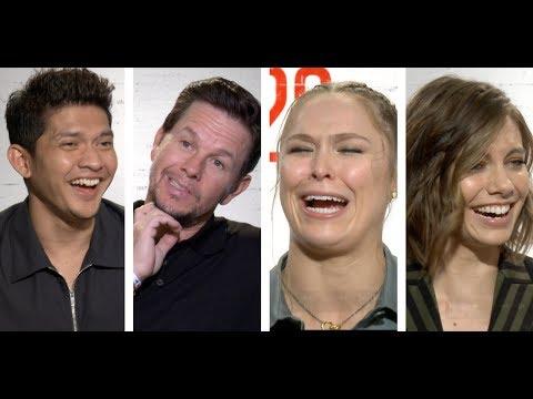 MILE 22 Interviews: Mark Wahlberg, Ronda Rousey, Iko Uwais, Lauren Cohan, Peter Berg