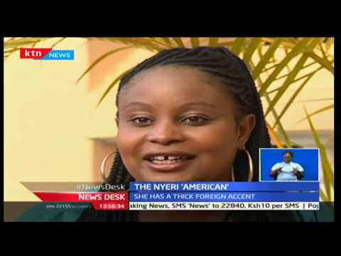 Newsdesk: An American woman finds footing in Nyeri-Kenya selling healthy cakes to locals