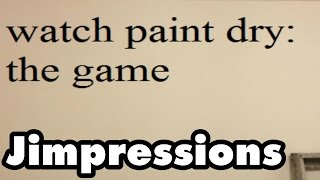 WATCH PAINT DRY - It's Like Skyrim With Nothing