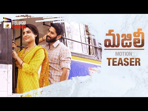 Majili Movie Motion TEASER | Naga Chaitanya | Samantha | Divyansha Kaushik | Mango Telugu Cinema