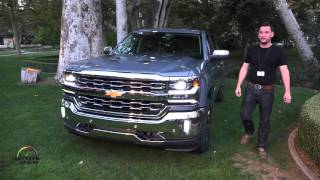 2016 Chevrolet Silverado presentation by Chief Designer Brian Izard