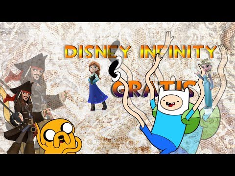 Descarga Disney Infinity [ PC Gratis y original ]