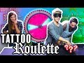 Tattoo Roulette ep. 2 - Gabbie Show , Romeo Lacoste (Official Game Show!)