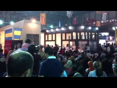 Hisham El Jakh Sharjah Book Fair Now! video