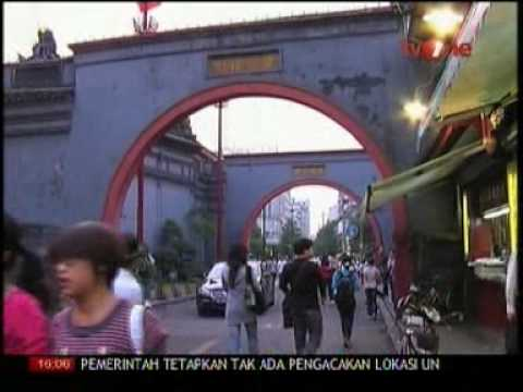 Ningbo City on Indonesia TV part 1