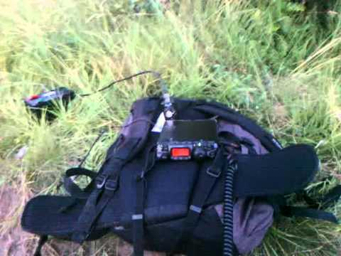 109HA182/P - QRP portable station from Mogyoród