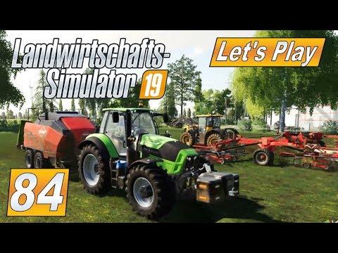 LS19 #84 Forst Woche oder Tiere #Farming Simulator 2019 #LetsPlay Landwirtschaft #facecam #webcam #d