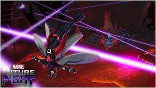 ANT-MAN & THE WASP UPDATE CONFIRMED (Sneak Peek #1) - Marvel Future Fight