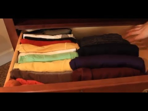Best way to fold t shirts youtube for Best way to print t shirts
