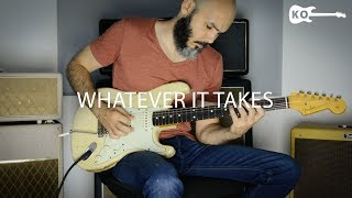 Download Lagu Imagine Dragons - Whatever It Takes - Electric Guitar Cover by Kfir Ochaion Gratis STAFABAND
