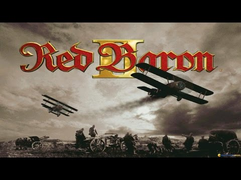 Red Baron 2 gameplay (PC Game, 1997)