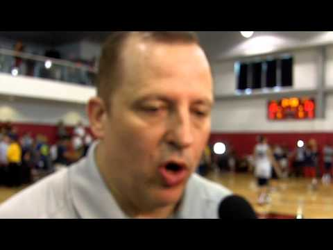 Chicago Bulls coach Tom Thibodeau talks about Derrick Rose's return | Video