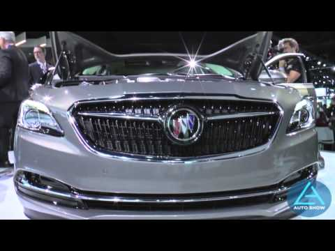 Buick Introduces All-New 2017 LaCrosse