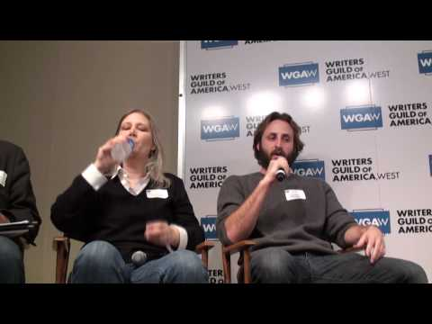 Jesse Stern and Amy Hennig talk about game writing